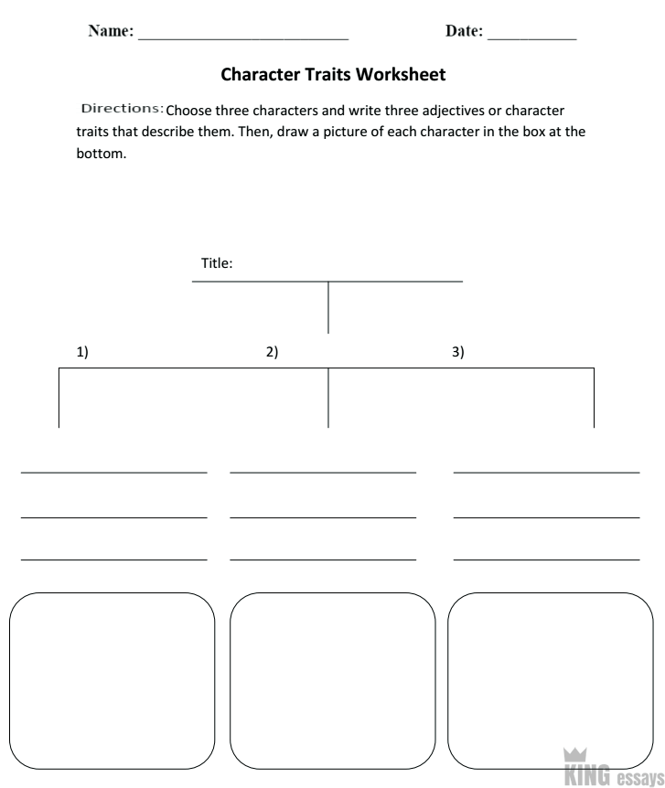 Essays on character