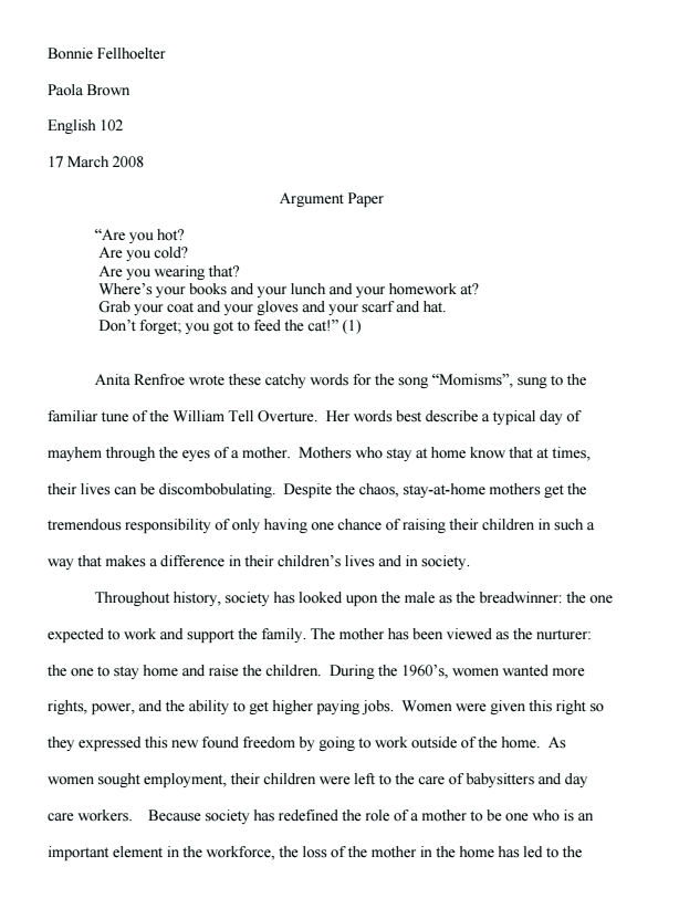 Fahrenheit 451 Essay Thesis Examples Of Argumentative Essays Thesis Of An Essay also English Essay Outline Format Argumentative Essay Examples With Format And Outline At Kingessays Essay Thesis Example